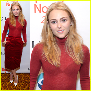 AnnaSophia Robb Reveals Passion For Equality Now Organization
