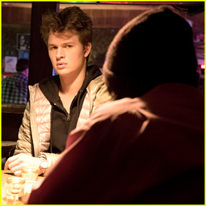 Ansel Elgort Turns Investigator in 'November Criminals' - See the Exclusive Stills!