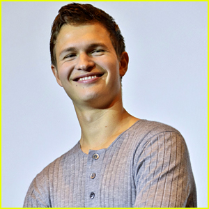 Ansel Elgort Reacts To Twitter's 280 Word Count Expansion In The Best Way