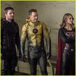 Stephen Amell Doesn't Want You To Call The Arrowverse's 'Crisis on Earth-X' A Crossover