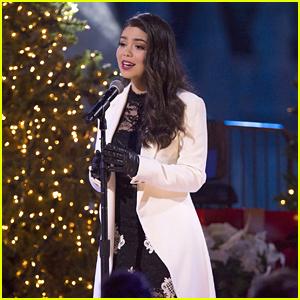 Auli'i Cravalho Teases Her Performance For Christmas in Rockefeller Center 2017