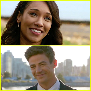 'The Flash's Barry Allen & Iris West's Wedding Vows Will Make You Cry Happy Tears (Video)