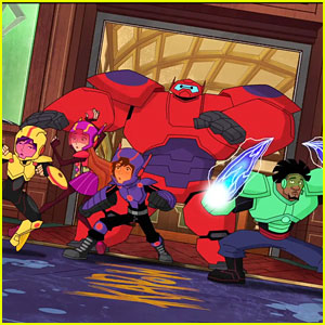 'Big Hero 6' EPs Say New Series 'Feels Like It's Own Thing'