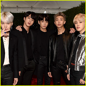 BTS Hit the Red Carpet at American Music Awards 2017!