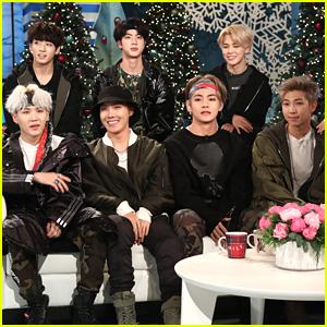 BTS Perform 'Mic Drop' on 'The Ellen Show' - Watch Now!