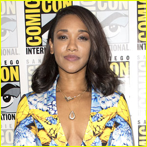 Candice Patton Thinks Iris Will Get Back To Reporting On 'The Flash'