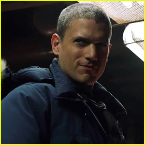 Wentworth Miller aka Captain Cold Officially Leaving 'Legends' & 'The Flash'