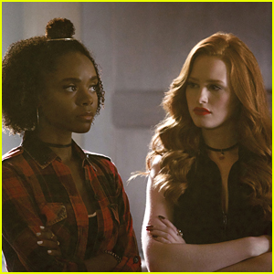 Madelaine Petsch Talks About Cheryl's Crush on [SPOILER] on 'Riverdale'
