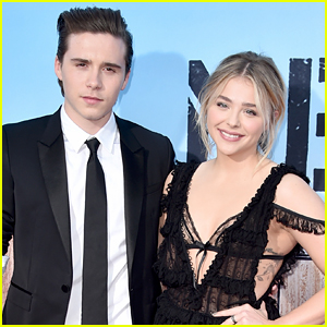 Chloe Moretz & Brooklyn Beckham Go Camping Together!