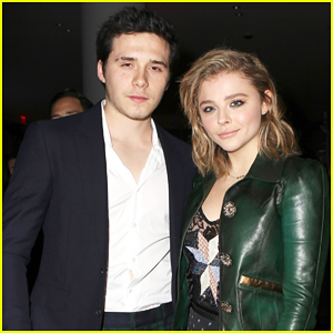 Chloe Moretz & Brooklyn Beckham Rock Matching Outfits at FN Achievement Awards!