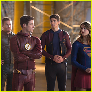This Year's 'Arrowverse' Crossover Will Feel Like a Four Hour Movie