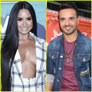 Demi Lovato Sings in Spanish in New Luis Fonsi Song - Listen!