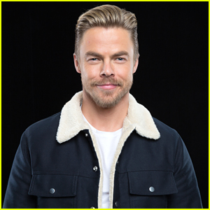 Derek Hough Wrote 'Hold On' Almost 5 Years Ago
