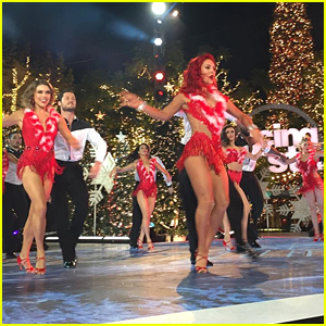 'Dancing With The Stars' Season 25 Grand Finale Opening Number Will Put You In The Christmas Mood - Watch Now!