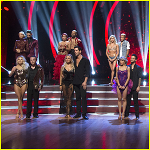 'Dancing With The Stars' Season 25 Week #9 Elimination Results