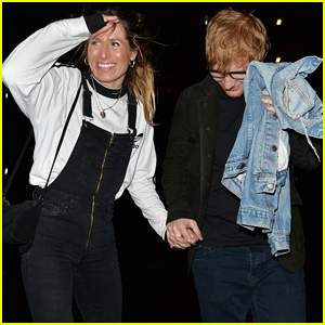 Ed Sheeran Has Date Night with Girlfriend Cherry Seaborn Following X Factor UK Performance!
