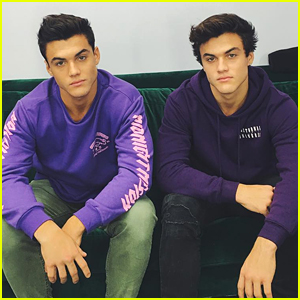 The Dolan Twins Are Joining the Movember Movement & Growing Out Their Scruff