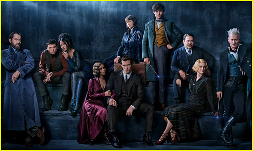 'Fantastic Beasts: The Crimes of Grindelwald' First Look Photo Released!