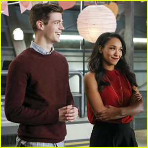 'The Flash' Built An Entire Church For Barry & Iris' Upcoming Wedding