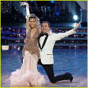 Frankie Muniz & Witney Carson Foxtrot For Redemption Dance on DWTS Season 25 Finals (Video)