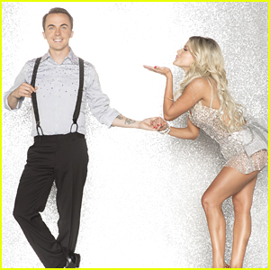 Frankie Muniz & Witney Carson Deliver Sizzling Salsa For DWTS Season 25 Week #9 (Video)
