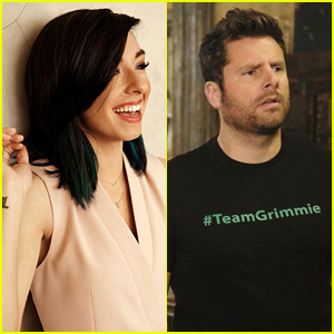 Christina Grimmie's Memory Honored in Upcoming 'Psych' Movie on USA