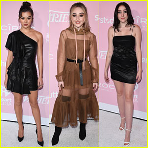 Hailee Steinfeld, Sabrina Carpenter, Noah Cyrus & More Hit Up Variety Hitmakers Awards