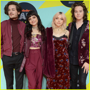Hey Violet Take the Stage at the Nickelodeon Halo Awards 2017!