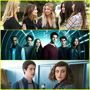 '13 Reasons Why', 'Pretty Little Liars', 'Teen Wolf' Among Instagram's Most Buzzed About TV Shows for 2017