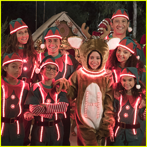 Jenna Ortega Previews Crazy 'Stuck At Christmas' Holiday Movie (Exclusive)