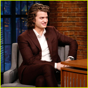Joe Keery Was Almost a Competitive Swimmer on 'Stranger Things'