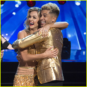 Jordan Fisher Says 'Everything Hurts' Following His Eye Injury on DWTS Last Night