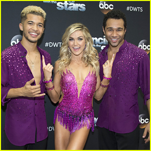 Jordan Fisher & Lindsay Arnold Aren't Worried About Burning Out on 'DWTS'