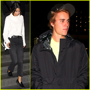 Justin Bieber Joins Selena Gomez for Friday Night Dinner Date!