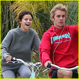 Justin Bieber & Selena Gomez Were Spotted at an Old Date Spot!