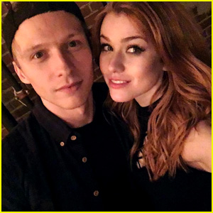 Will Tudor Sends Katherine McNamara A Hilarious Birthday Wish on Twitter