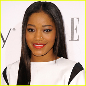 Keke Palmer Left Herself an Adorable Video Message Full of Self-Love