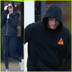 Kendall Jenner Grabs Dinner with Boyfriend Blake Griffin