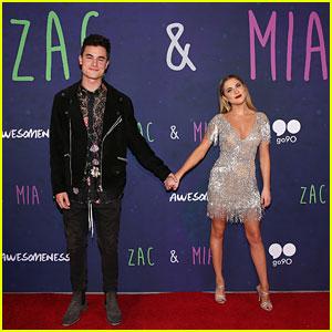 Anne Winters & Kian Lawley's 'Zac & Mia' Renewed For Second Season!