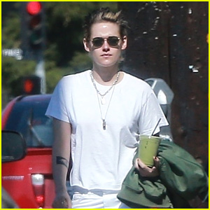 Kristen Stewart Spends Her Saturday with a Pal in Los Angeles