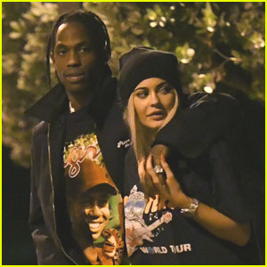 Kylie Jenner & Travis Scott Might Be Engaged!