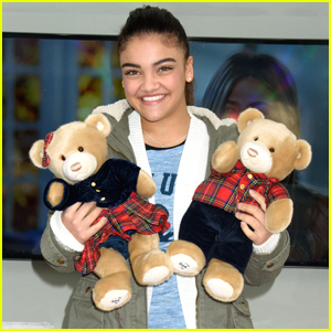 Laurie Hernandez Supports Giving Tuesday with St. Jude Children's Hospital in NYC
