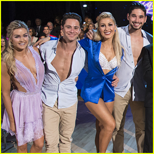 DWTS Pro Lindsay Arnold Says All The Pros Help Each Other Out Behind The Scenes (Exclusive)