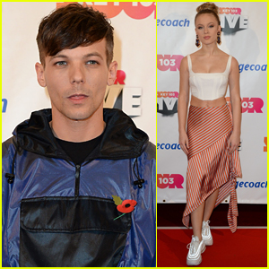 Louis Tomlinson & Zara Larsson Rock Out at Key 103 Live Concert!