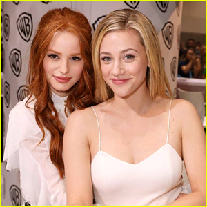 Madelaine Petsch Doesn't Mind Being Mean to Lili Reinhart on 'Riverdale'