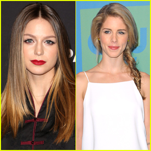 Melissa Benoist & Emily Bett Rickards Release Powerful Statements Following 'Arrow' Producer Andrew Kreisberg's Suspension