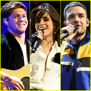Niall Horan, Camila Cabello, & Liam Payne Kick Off Jingle Ball Tour 2017 in Texas!