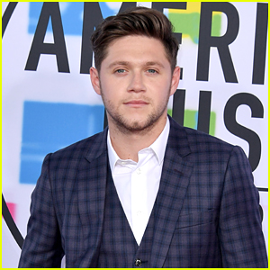Niall Horan Looks Super Cool at the AMAs 2017!