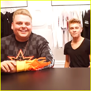 Team 10's Nick Crompton Introduces Boyfriend Levy Erskine In New Video - Watch