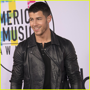 Nick Jonas Just Wants To Dance His Butt Off at Brother Joe Jonas' Wedding